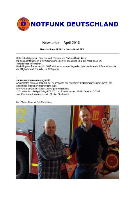 Newsletter 2018 April-p1